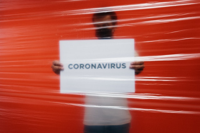 Coronavirus or COVID-19 protective barrier